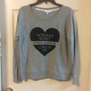 VS fashion show 2014 sweater